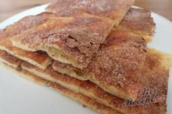 Příprava receptu Bombastická sladká snídaně ke kávičce pouze ze základních surovin, krok 9