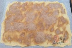 Příprava receptu Bombastická sladká snídaně ke kávičce pouze ze základních surovin, krok 6