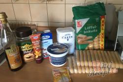 Příprava receptu Nejlepší a nejjednodušší tiramisu, krok 1