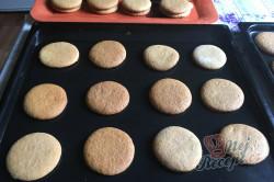 Příprava receptu Medové krémeše trochu jinak - JEDNOHUBKY, krok 9