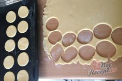 Příprava receptu Medové krémeše trochu jinak - JEDNOHUBKY, krok 3