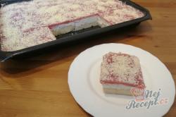 Příprava receptu Osvěžující zmrzlinový koláč SNĚHURKA bez pečení, krok 6