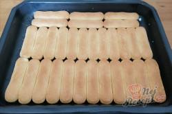 Příprava receptu Osvěžující zmrzlinový koláč SNĚHURKA bez pečení, krok 1