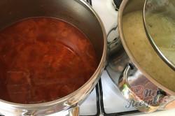 Příprava receptu Pravý segedínský guláš, krok 7