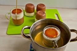Příprava receptu Nepečená tekoucí karamelová láva - Fotopostup, krok 4
