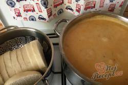 Příprava receptu Pravý segedínský guláš, krok 13