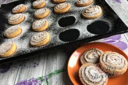 Příprava receptu Bombastické ořechové válečky ke kávičce, krok 16