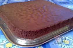 Příprava receptu Tvarohový koláč s pomerančovou želatinou, krok 7