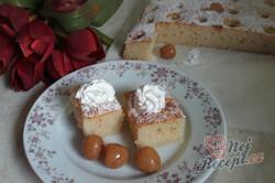 Příprava receptu Sametový hebký koláček s třešněmi, krok 1