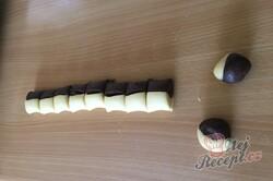Příprava receptu Křehké a rychlé domácí sušenky připravené za pár minut, krok 8