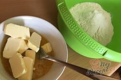Příprava receptu Křehké a rychlé domácí sušenky připravené za pár minut, krok 3