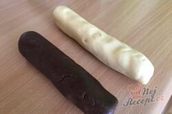 Příprava receptu Křehké a rychlé domácí sušenky připravené za pár minut, krok 6
