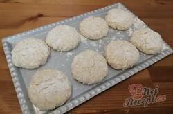 Příprava receptu 5 minutové tvarohové lívance s jablky, krok 4