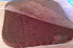Příprava receptu Tvarohový koláč s pomerančovou želatinou, krok 8