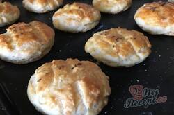 Příprava receptu Fantastické škvarkové pagáče s vařeným bramborem, krok 17
