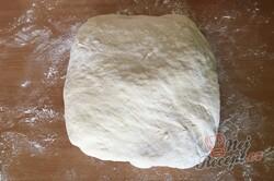 Příprava receptu Fantastické škvarkové pagáče s vařeným bramborem, krok 5