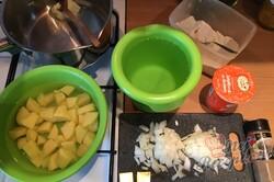 Příprava receptu Brokolicová polévka - krémová a hustá, krok 2