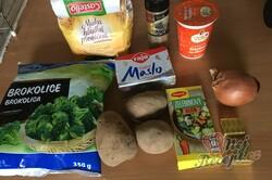 Příprava receptu Brokolicová polévka - krémová a hustá, krok 1