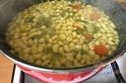 Příprava receptu Letní brokolicová polévka, krok 6