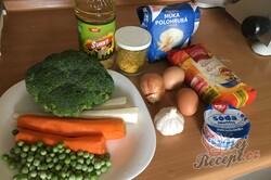 Příprava receptu Letní brokolicová polévka, krok 1