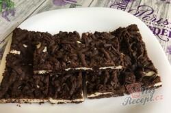 Příprava receptu Strouhaný tvarohový koláč, krok 10