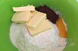 Příprava receptu Strouhaný tvarohový koláč, krok 1