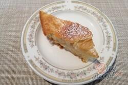 Příprava receptu Jablečný vichr - jemný a chutný koláč z hrnečku, krok 10
