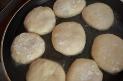Příprava receptu Koblížky jako od maminky, krok 6