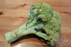 Příprava receptu Zcela jednoduchá brokolicová polévka, krok 5