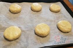 Příprava receptu 15 minutové jogurtové housky bez droždí, krok 2