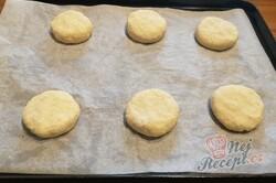 Příprava receptu 15 minutové jogurtové housky bez droždí, krok 1