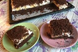 Příprava receptu Poctivý krkův dort - žádný polotovar z krabice, krok 22