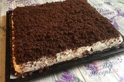 Příprava receptu Poctivý krkův dort - žádný polotovar z krabice, krok 20