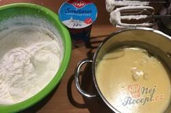 Příprava receptu Poctivý krkův dort - žádný polotovar z krabice, krok 10