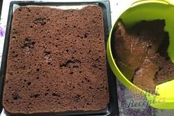 Příprava receptu Poctivý krkův dort - žádný polotovar z krabice, krok 7