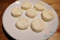Příprava receptu Dokonalé tvaroháčky - jednoduchá a chutná snídaně, krok 4