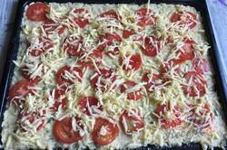 Příprava receptu Neodolatelná cuketová pizza, krok 7