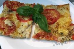 Příprava receptu Neodolatelná cuketová pizza, krok 9