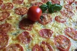 Příprava receptu Neodolatelná cuketová pizza, krok 8