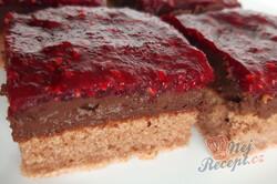 Příprava receptu Čokoládově ovocné potěšení pro náročné, krok 1
