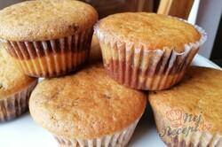 Příprava receptu Vláčné muffiny ZEBRA, krok 2