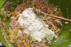 Příprava receptu Celerový salát s ananasem, krok 4