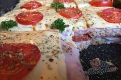 Příprava receptu Zapékané pizza tousty s jednoduchou a rychlou přípravou, krok 16