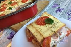 Příprava receptu Zapékané pizza tousty s jednoduchou a rychlou přípravou, krok 14