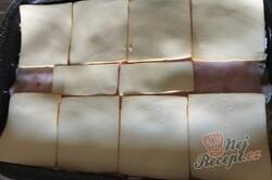 Příprava receptu Zapékané pizza tousty s jednoduchou a rychlou přípravou, krok 8
