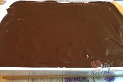 Příprava receptu Pribináček řezy téměř bez práce, které si zamiluje celá rodina, krok 18