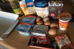 Příprava receptu Pribináček řezy téměř bez práce, které si zamiluje celá rodina, krok 1