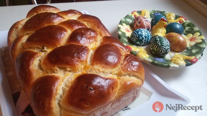 Recept Naše tradiční velikonoční pečivo nazývané PASCHA