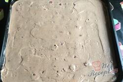 Příprava receptu Hrnkový tvarohový dort na plechu, krok 22