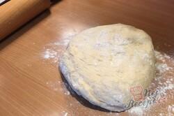Příprava receptu Babiččiny pařené buchty se skořicí, krok 5